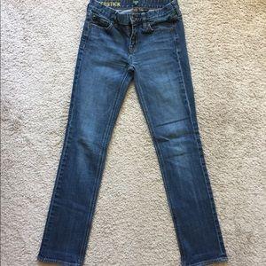 Blue Matchstick Jcrew Jeans